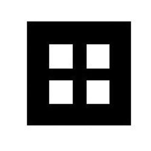 Adorama Black Trans-Mat, 11x14