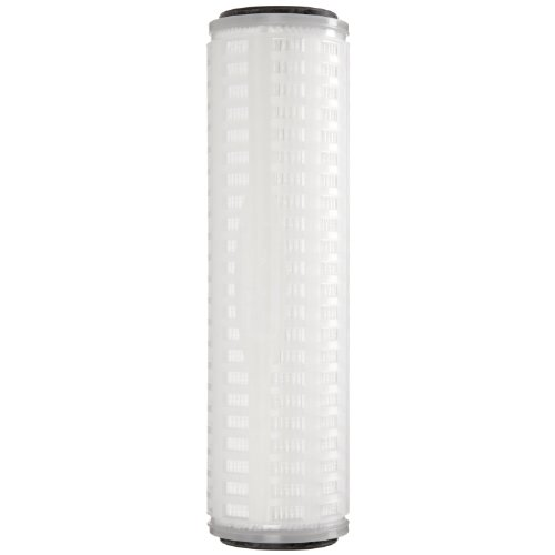 - Parker PAB010-10FE-DO Fulflo Abso-Mate Filter Cartridge, Pleated Depth, Polypropylene Medium and Glass-filled Polypropylene Core, 1-1/16