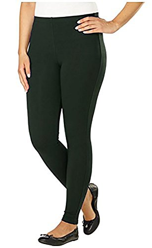 Kirkland Signature™ Ladies' French Terry Legging (Large, Black)