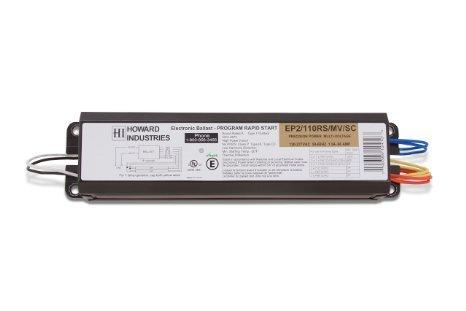 Howard Lighting EP2/110RS/MV/SC 2 Lamp F96T12HO Electroni...