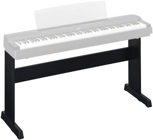 Yamaha L255B Electronic Keyboard Stand, Black, used for sale  Delivered anywhere in USA
