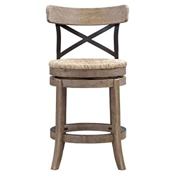 Amazon Com Oyster Bay Merrick Swivel Counter Stool