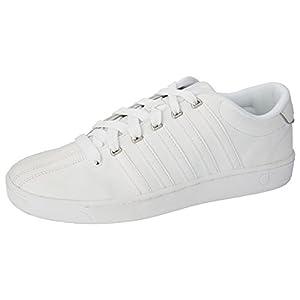 K-SWISS Men's ST329 CMF Training Shoe,10H,White