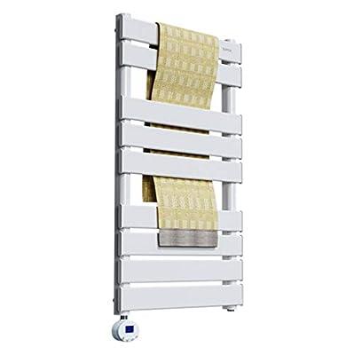 Carbon Fiber Dry Heating Bathroom Drying Rack Heating Towel Racks Bathroom Smart Electric Towel Rack Electric Towel Radiator