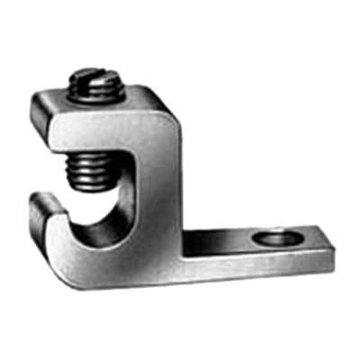 ILSCO GBL-1/0 Dual Rated Lay-In Ground Lug, Copper/Aluminum Conductor, 14 to 1/0 AWG Conductor, 1/4 in Stud (Pack of 50) by Ilsco