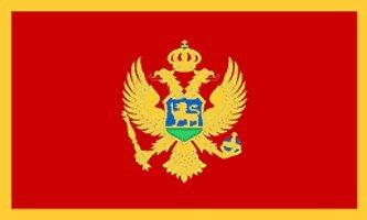 New 3X5 Montenegro National Flag 3 X 5 Banner