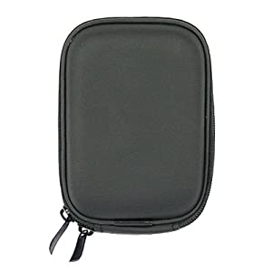 HDE Black Hard Case for Nikon Coolpix Digital Cameras