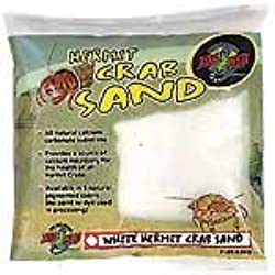 ZooMed Hermit Crab Sand White