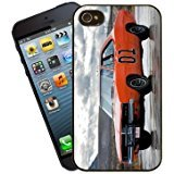 Eclipse Gift Ideas Dukes Of Hazzard - General Lee - Dodge Charger - iPhone 5 / 5s Case Cover (Dodge Iphone 5 Case)