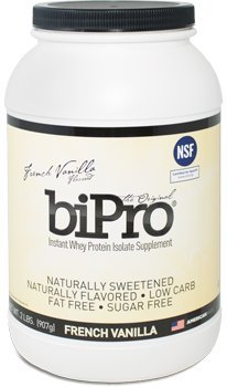 BiPro French Vanilla Whey Prot...