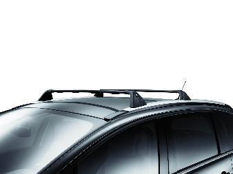 Barras de techo para poner portaequipajes para Peugeot 5008: Amazon.es: Coche y moto