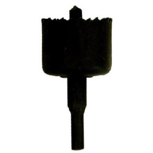 "1-1//4/"" Remgrit Carbide Grit 1-pc Arbored Hole Saw"