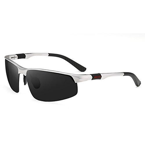 2 pour soleil couleur hommes de aluminium WYJL Lunettes de lunettes soleil 3 exclusive soleil polarisées Conduite magnésium de Lunettes en Lunettes Conduite wHYwRqZEX