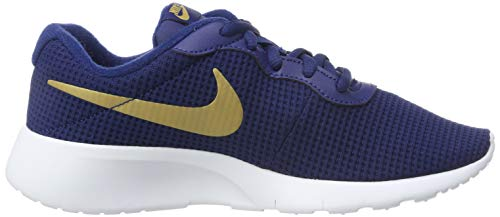 406 Zapatillas Deporte Para Void white blue gs De Gold Hombre Tanjun Nike metallic Multicolor qTnOHAx
