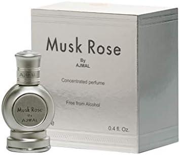 MUSK ROSE by Ajmal Perfume Oil 12ml