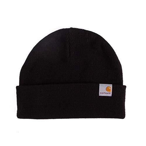 Low Stratus Bonnet Hat Black Carhartt Noir w0BRqfx