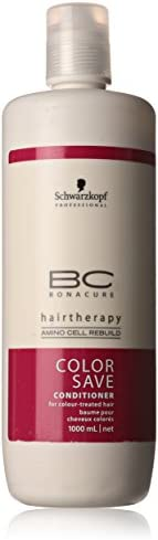 Schwarzkopf Bc Bonacure Color Save Conditioner Unisex, 33.8 Ounce