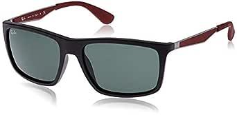 Ray-ban Men Mod. 4228 Sunglasses, matte black (matte black), size 58