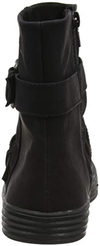 Blowfish 020 Pu Texas Black Women's Ankle Boots Black Octave RfrqU7OwR