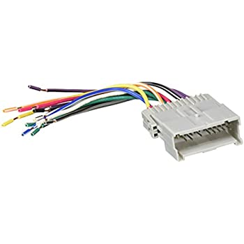 Amazon.com: Stereo Wire Harness Saturn ION 03 2003 (car radio wiring ...