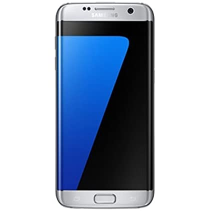 Samsung Galaxy S7 Edge SM-G935F (Silver-Titanium, 32GB) - Scheduled/4 Hour Delivery (Brand Fulfilled) Smartphones at amazon