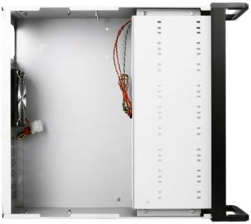 Black iStar Ea Storm Jbod E490JB 4U Rackmount Bare Server Chassis