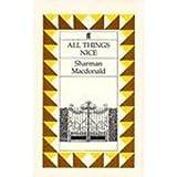 All Things Nice, Sharman Macdonald, 0571164293