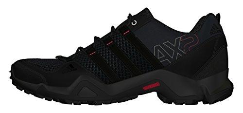 adidas Ax2 W, Zapatillas de Deporte para Mujer Negro (Neguti / Negbas / Rosbah)