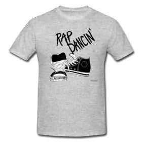Bret's Rap Dancin' T-shirt - Flight of the Conchords (Medium)