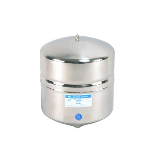 4.4 Gallon Stainless Steel RO Reverse Osmosis Storage Tank ()