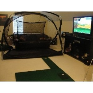 Optishot 2 with Portable Net and 3 piece mat for sale  Delivered anywhere in USA