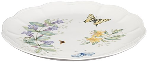 Lenox Butterfly Meadow Tiger Swallow Tail Dinner Plate (Lenox Porcelain Plates)