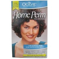 Ogilvie Home Perm, Extra Body 1 application (Best Home Body Wave Perm Kit)