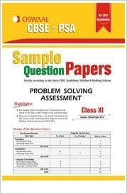 Psa Sample Paper Book