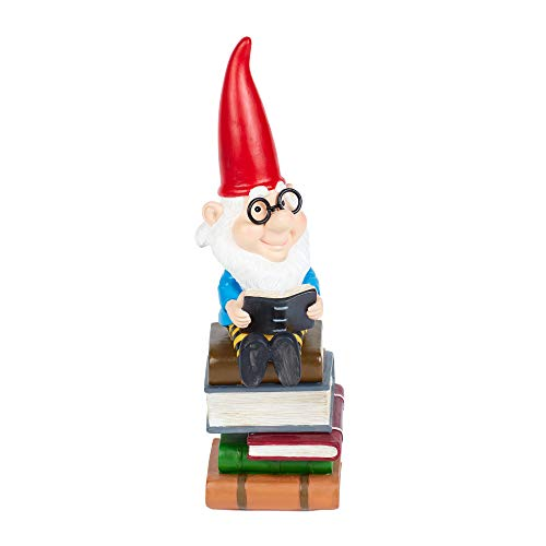 - Gnorbert the Gnerdy Gnome by Dawn & Claire | A Garden Gnome With a Nose for the Books!