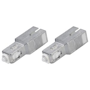 Addon ADD-ATTN-SCPC-15DB 2 Pack of 15dB SC Patch Attenuator - Network attenuator - SC/PC single-mode (F) to SC/PC single-mode (M) - fiber optic 15 dB (pack of 2)