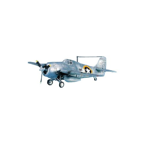 F4f 4 Wildcat Model - Academy Grumman F4F-4 Wildcat USN Model Kit