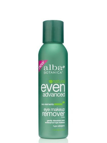 Alba Botanica Even Advanced Eye Makeup Remover - 4 Oz, 12 Pack
