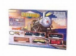 tanooga Ready - To - Run Ho Scale Train Set ()