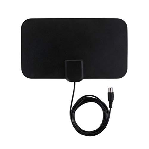 Vosarea Indoor HD Digital ATSC TV Antenna Amplifier Signal Booster Aerial HDTV Antenna]()