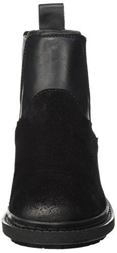 Schwarz Bottes Souples Black Femme Reese Napapijri xTwBInE85