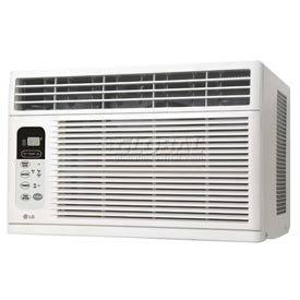 lg heat cool window air conditioner with remote 7000 btu home kitchen. Black Bedroom Furniture Sets. Home Design Ideas