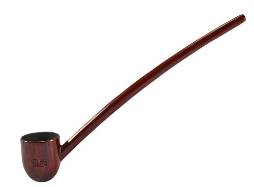 9'' Deep Bowl Churchwarden Shire PipeTM by Shire Pipe