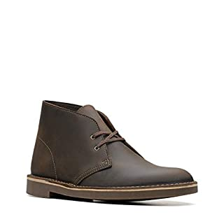 Clarks Men's Bushacre 2, Beeswax, 9 W (B01HMNCO9C) | Amazon price tracker / tracking, Amazon price history charts, Amazon price watches, Amazon price drop alerts
