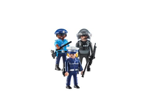 Playmobil Add-On Series - 3 Police Officers