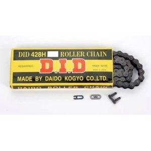 428 H Heavy Duty Standard Chain - 130 Links, Manufacturer: D.I.D, DID 428H-130