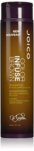Joico Color Infuse Shampoo, Golden Brown, 10.1 Ounce