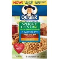 Quaker Instant Oatmeal Banana Bread - 2