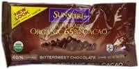 SunSpire Organic Cacao Bittersweet Baking Chocolate -- 9 oz