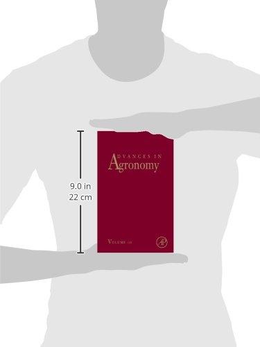 Advances in Agronomy: 118